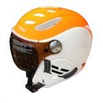 Mango Cusna vizierhelm White Orange Fluo