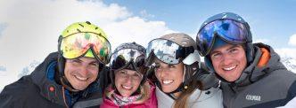CP beste skihelm met vizier dames en heren. Beste skihelm voor brildragers kopen online - cp camurai - carachillo - cuma